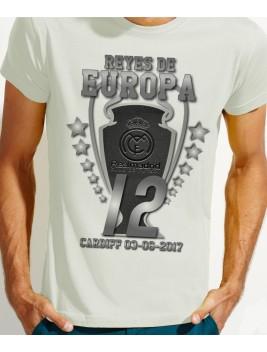 Real Madrid Reyes de Europa