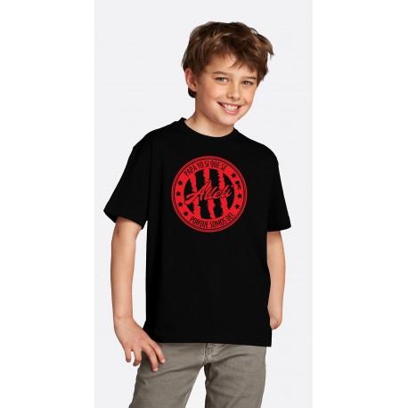 Camiseta Papá yo si que sé porque somos del Atleti Niño