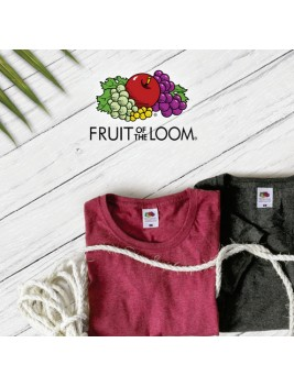 CATÁLOGO FRUIT OF THE LOOM 2018