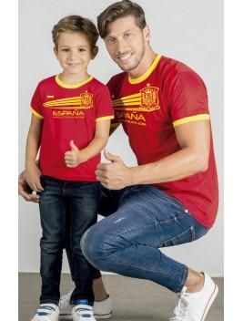 Camiseta España World Cup Russia 2018