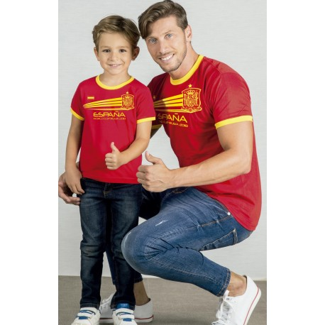 Camiseta España World Cup Russia 2018