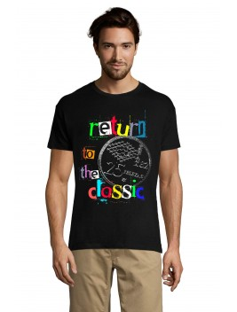 Camiseta Return to the Classic
