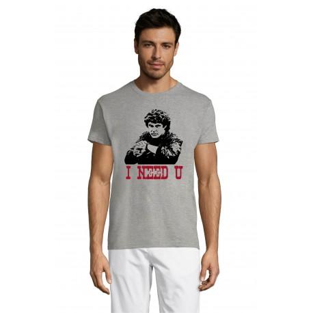 Camiseta I Need U