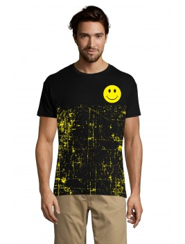 Camiseta Acid Smile
