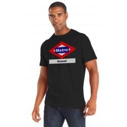 Camiseta Metro Sexual