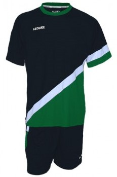 Negro-Blanco-Verde/Negro