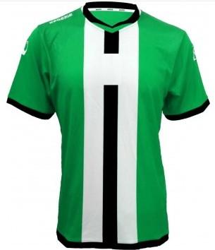 Verde-Blanco-Negro