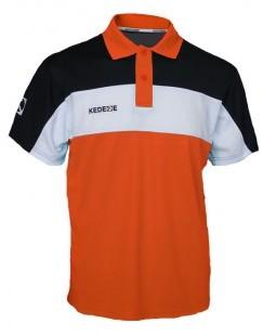 Naranja/Blanco/Negro