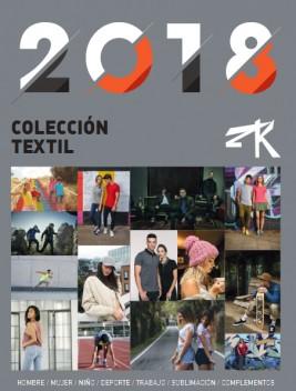 CATÁLOGO ZIRAKETAN 2018