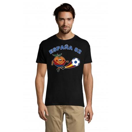 Camiseta España 82