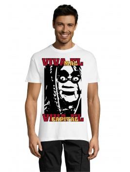 Camiseta Viva el mal, viva el capital