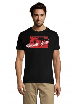 Camiseta Fantastic Sound