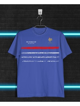 Camiseta Retro Francia 98
