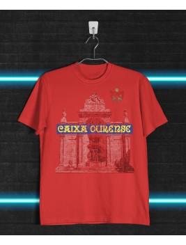 Camiseta Retro Ourense