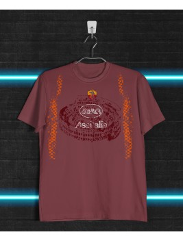 Camiseta Retro Roma 97