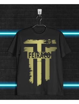 Camiseta Retro Golden Coruña Blue