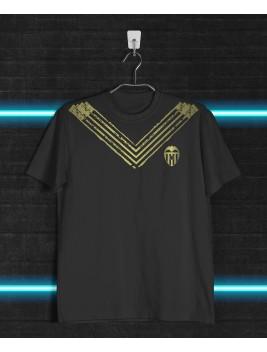 Camiseta Retro Golden Valencia