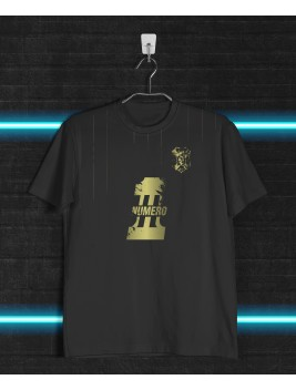 Camiseta Retro Golden Tenerife