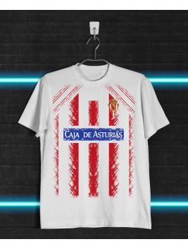 Camiseta Retro Gijón 94