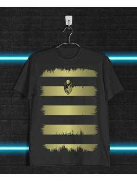 Camiseta Retro Golden Granada