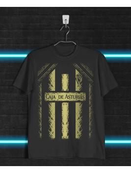 Camiseta Retro Golden Gijón