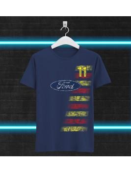 Camiseta Retro Valencia 97