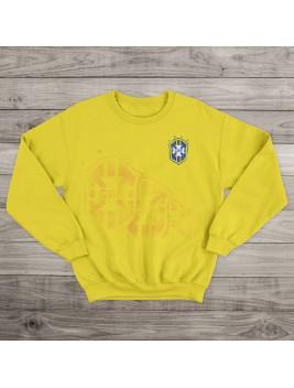 Sudadera Retro Brasil 94