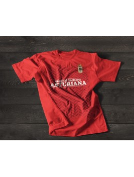 Camiseta Retro Oviedo 91 Away