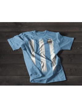 Camiseta Retro Argentina 86