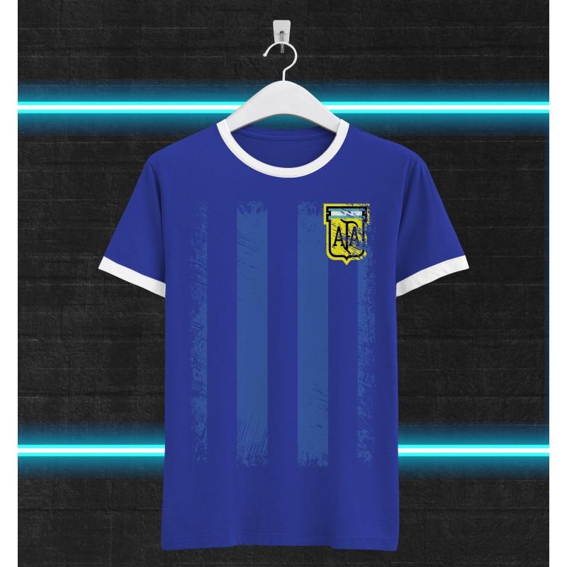 Camiseta Retro Argentina 86 Away - laktukamiseta.com