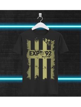Camiseta Retro Heliopolis Gold