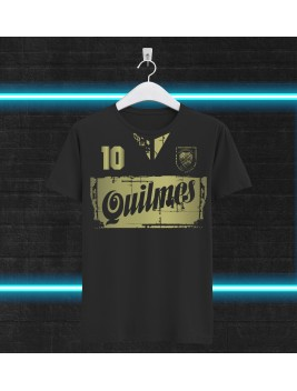 Camiseta Retro Boca 95 Gold
