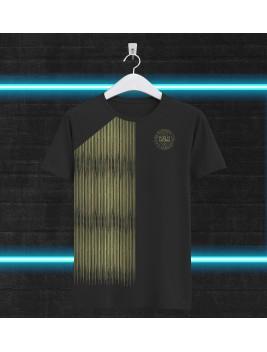 Camiseta Retro Dinamarca 86 Gold