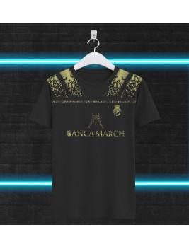 Camiseta Retro Mallorca 94 Gold