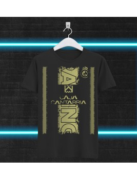 Camiseta Santander 97 Gold