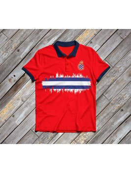 Polo Retro Pericos 86 Away