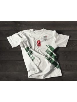 Camiseta Retro Bulgaria Tributo Stoichkov