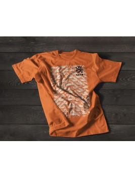 Camiseta Retro Holanda 88