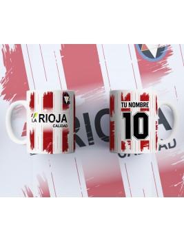 Taza Retro Football Logroño