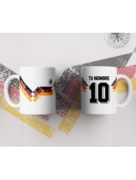 Taza Tributo Germany 90