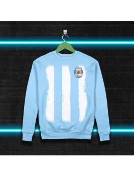 Sudadera Retro Argentina 86