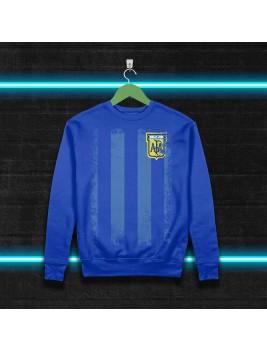 Sudadera Retro Argentina 86 Away