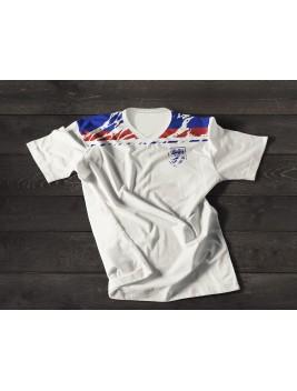 Camiseta Retro Inglaterra 82 Home