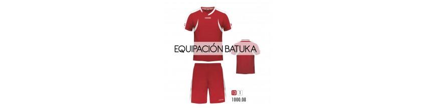 Equipación Batuka
